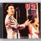 U2 Live 1987 Ireland Dublin Point Depot Dec. 30th SBD 2-CD