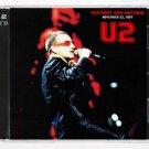 U2 Live 1987 Texas San Antonio Alamodome SBD 2-CD