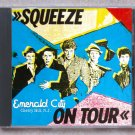 Squeeze Live 1980 New Jersey Emerald City SBD CD