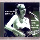 Squeeze Aimee Mann Live 1994 Chicago Grant Park XRT FM CD