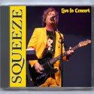 Squeeze Live 2008 New York Brookhaven Amphitheatre Farmingville CD