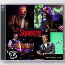Squeeze Live 2012 Baltimore Ram's Head Maryland 2-CD
