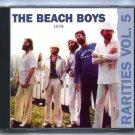 The Beach Boys Rarities Vol. 5 Rare Mixes Early Demo Instrumental 1978 CD