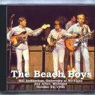 The Beach Boys Live 1966 Michigan Hill Auditorium University SBD Cd