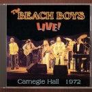 The Beach Boys Live 1972 Carnegie Hall New York SBD CD