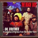 The Beach Boys Oh Brother Collection Rarities Unreleased CD