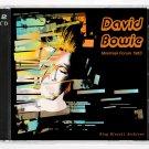 David Bowie Live 1983 Canada Montreal Forum SBD FM 2-CD