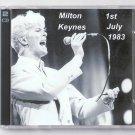 David Bowie Live 1983 UK National Bowl Milton Keynes SBD 2-CD