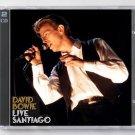 David Bowie Live 1990 Chili Santiago Estadio Nacional SBD 2-CD