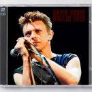 David Bowie Live 1995 Dublin Ireland Point Depot 2-CD