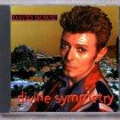 David Bowie 1996 BBC Acoustic Sessions Divine Symmetry CD