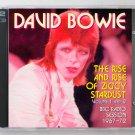 David Bowie 1967-1972 The Rise of Ziggy Stardust Vol. 1 & 2 BBC SBD 2-CD