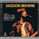 Jackson Browne Live 1975 Pennsylvania Main Point Bryn Mawr SBD 3-CD