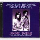 Jackson Browne Live 1987 Santa Cruz Civic Center SBD 2-CD