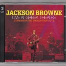Jackson Browne Live 2015 Berkeley California Greek Theater SBD 3-CD