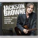 Jackson Browne Live 2017 Scotland Festival Theatre Edinburgh 2-CD
