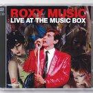 Roxy Music Live 1979 Omaha Nebraska Music Box FM SBD 2-CD
