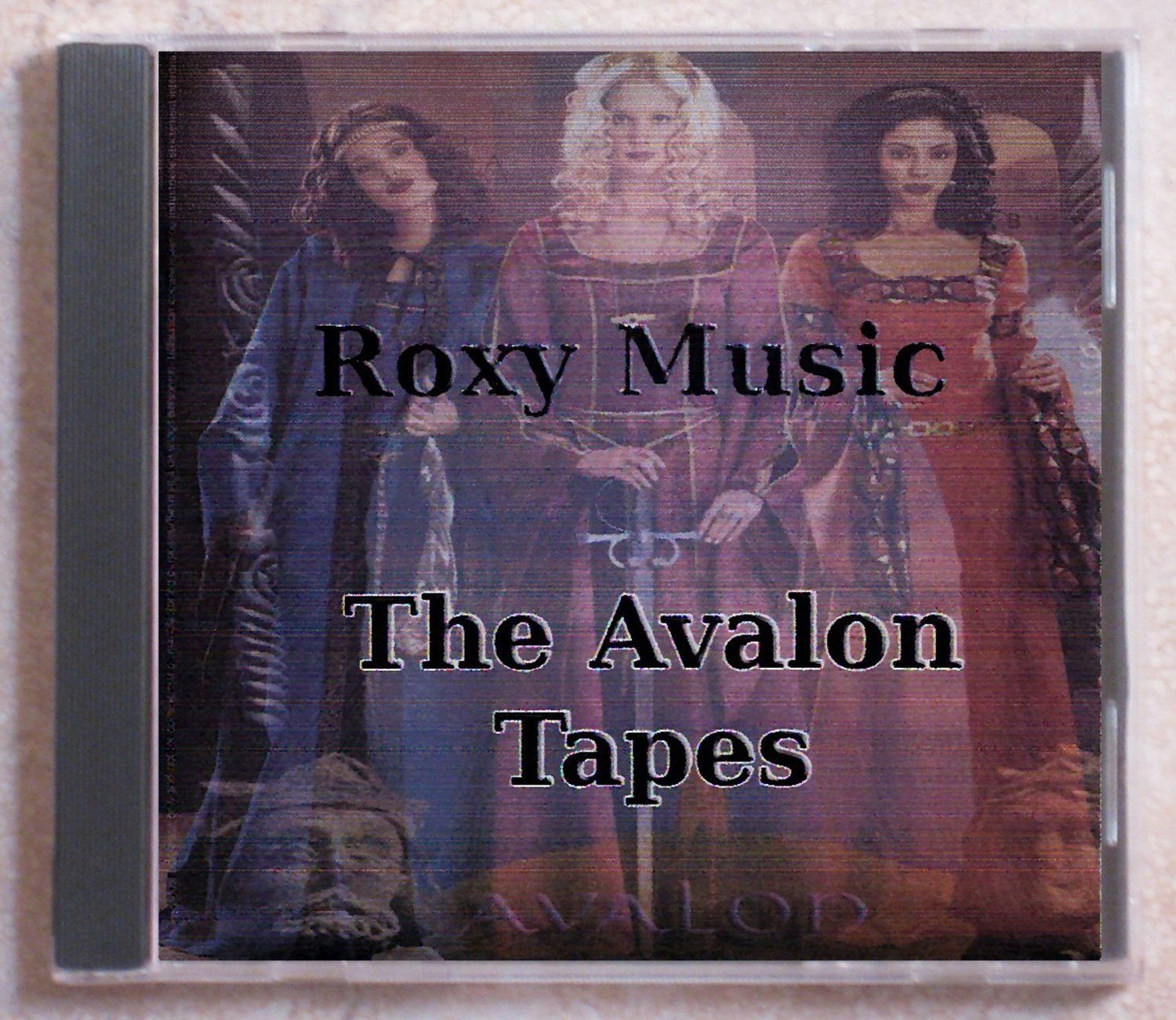 Roxy Music The Avalon Tapes Demos 1981-1982 Studio Sessions CD