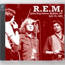 R.E.M.  Live 1984 NY Buffalo Salty Dog Saloon 2-CD