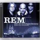 R.E.M. Live 2001 Germany Cologne Kolner Dom Roncalliplatz SBD 2-CD
