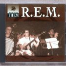 R.E.M. Covering Them Cover Songs Various 1980s 1990s CD