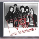 The Cars Live 1978 Toronto El Mocambo King Biscuit Flower Hour CD