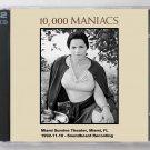 10,000 Maniacs Live 1992 Miami FL Sunrise Theater SBD 2-CD