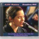 10,000 Maniacs Live 1993 Richmond Virginia Strawberry Hill Amphitheatre SBD 2-CD