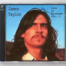 James Taylor Live New York Jabberwocky Club Feb. 6 SBD 2-CD