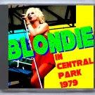 Blondie Live 1979 New York Central Park CD