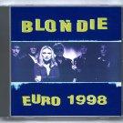 Blondie Live 1998 Paris France Bataclan Radio SBD Broadcast CD