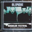 Blondie Live 1999 Denmark Roskilde Festival Copenhagen SBD CD