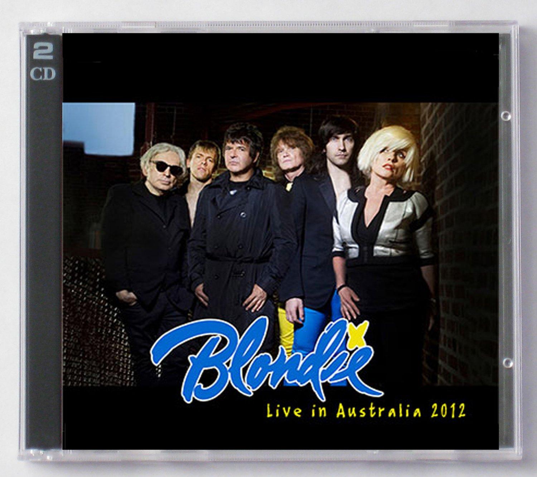 Blondie Live 2012 Australia Enmore Theatre Sydney SBD 2-CD