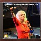 Blondie Live 2014 London Brixton O2 Academy SBD CD