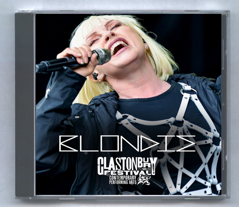 Blondie Live 2014 Glastonbury Festival Worthy Farm Pilton SBD CD