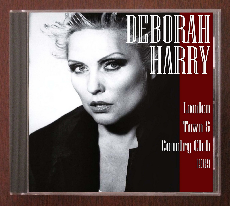 Blondie Debbie Harry Live 1989 London Town & Country CD