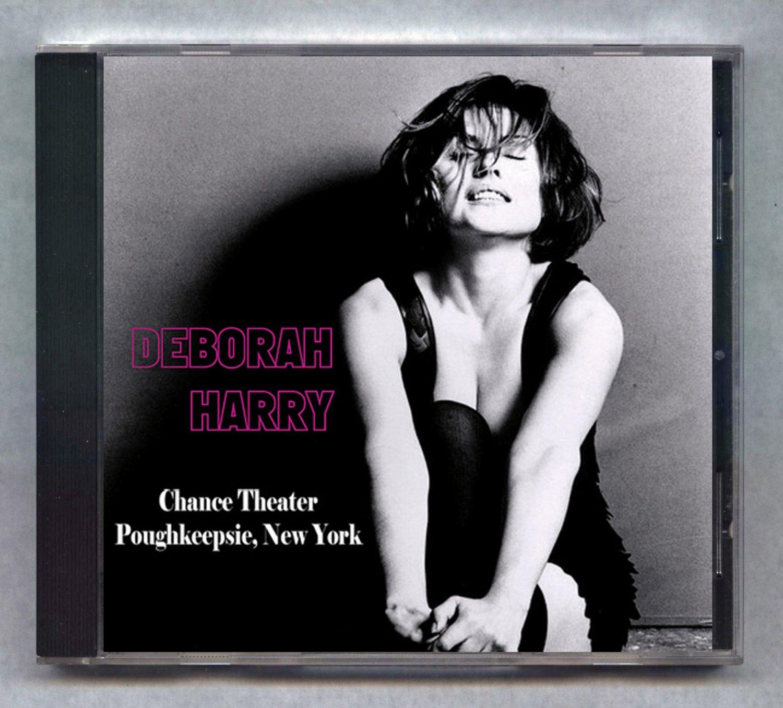Blondie Debbie Harry 1994 New York Chance Theater Poughkeepsie CD