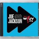 Joe Jackson Live 2015 New York Cutting Room FM 2-CD