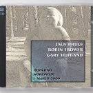 Jack Bruce Live 2009 Germany Musichall Worpswede FM 2-CD
