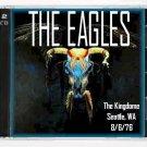 The Eagles Live 1976 Seattle Washington Kingdome SBD 2-CD
