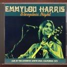 Emmylou Harris Live 1979 Santa Cruz Ricky Scaggs SBD Acoustic CD