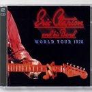 Eric Clapton Live 1977 North Carolina Memorial Coliseum Charlotte FM 2-CD