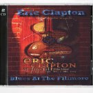 Eric Clapton Live 1994 San Francisco California Fillmore SBD 2-CD