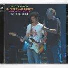 Eric Clapton Live 2004 Tampa Florida St. Pete Times Center 2-CD