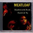 Meat Loaf Live 1985 Knebworth Park Rock Festival Stevenage Herts UK CD