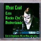 Meat Loaf Live 1989 Netherlands Slagharen SBD CD