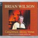 Brian Wilson Live 2009 Germany Serenadenhof Nürnberg Broadcast 2-CD