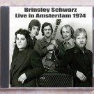 Brinsley Schwarz Live 1974 Amsterdam Netherlands Bakersfield Brass CD