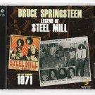 Bruce Springsteen Steel Mill Live 1971 New Jersey Amboy D'Scene 2-CD