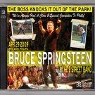 Bruce Springsteen Live 2009 Philadelphia Wachovia Spectrum IEM Matrix 3-CD